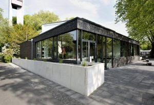 Außenansicht Q1 Roman Weis soan architekten