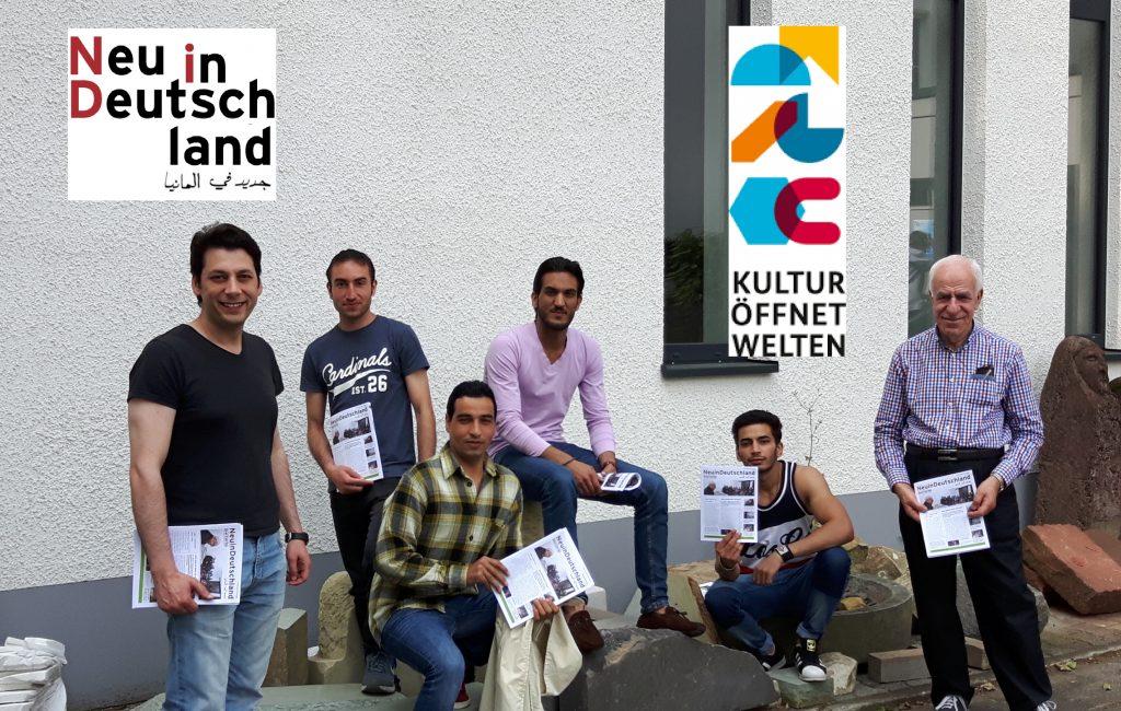 """""""Kultur öffnet Welten"""" & NiD"""