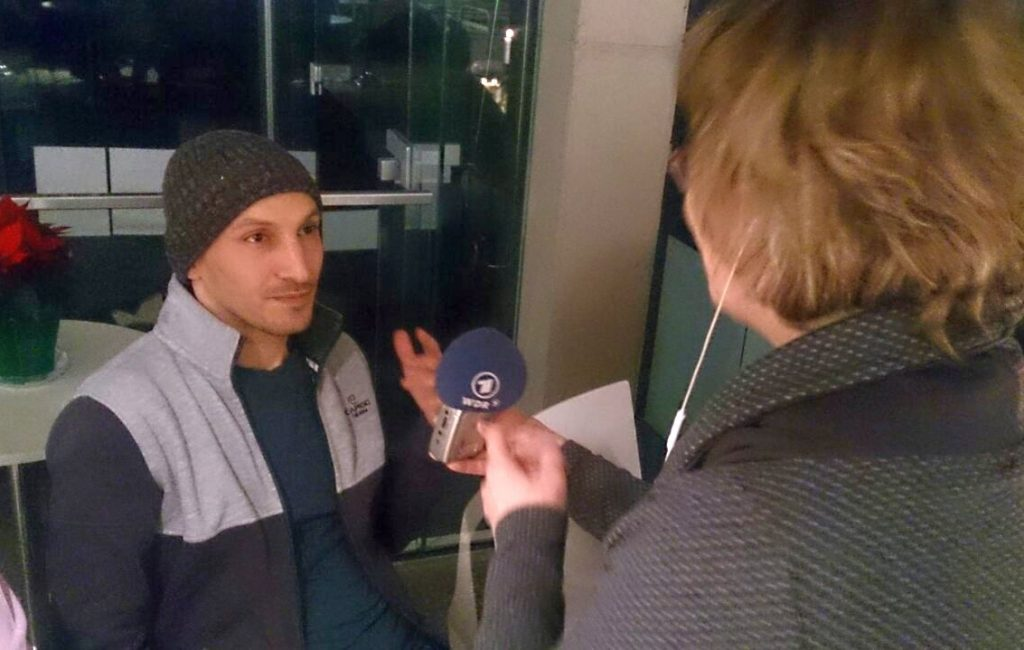Interview mit WDR5