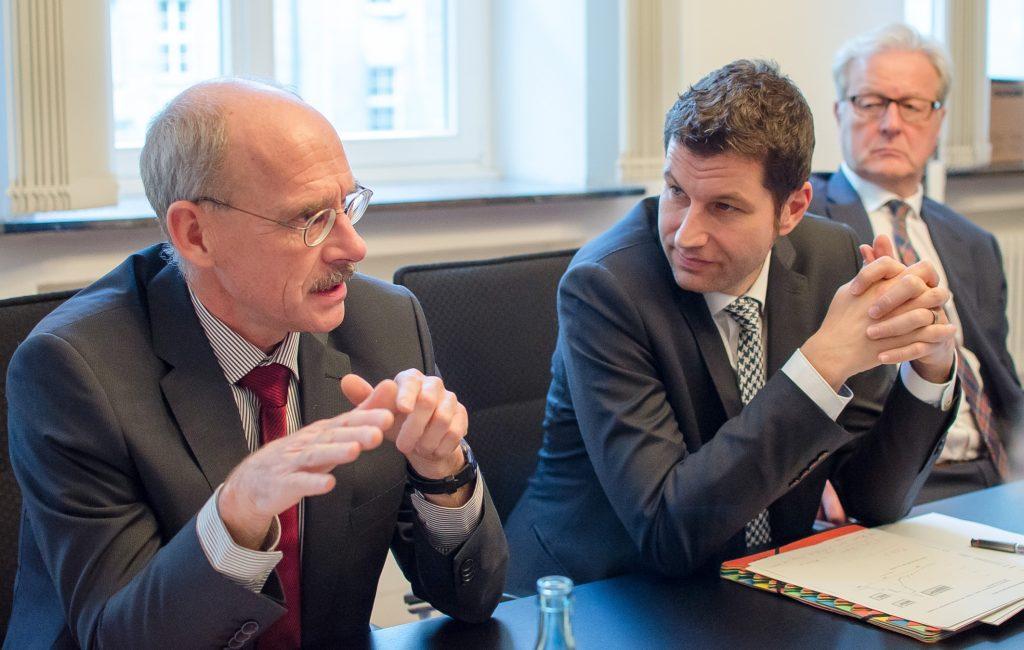 OB Eiskirch zur Flüchtlingspolitik