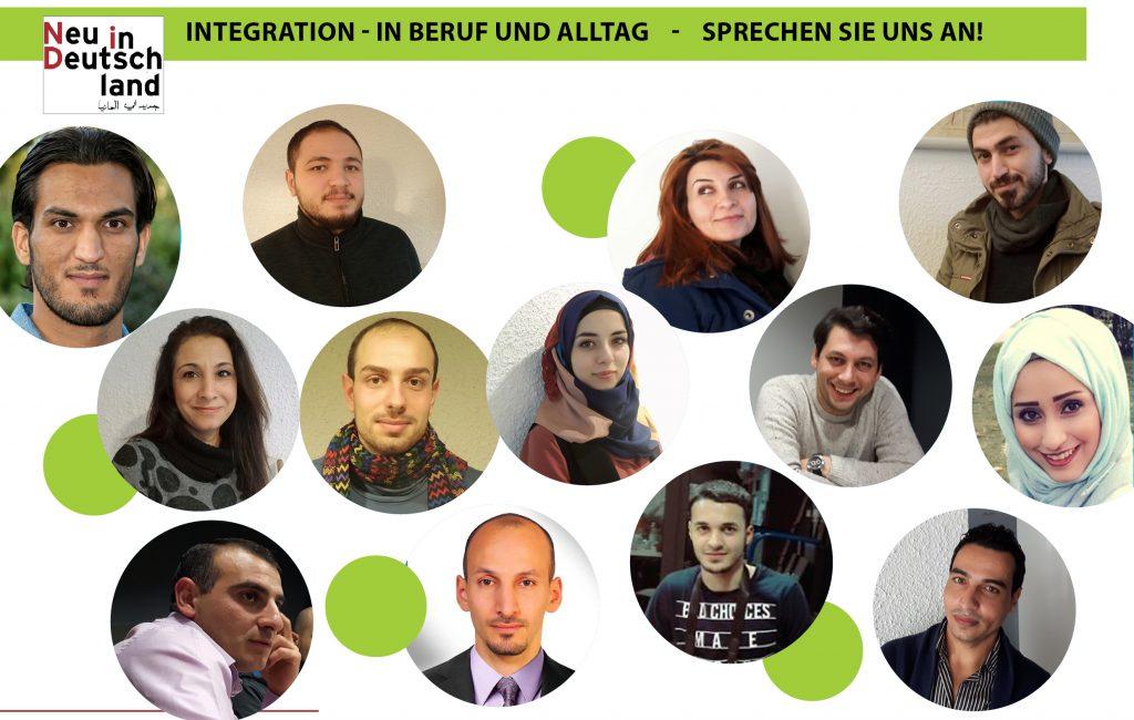 Integration in Arbeit und Ausbildung – mit NRW-Minister Schmeltzer