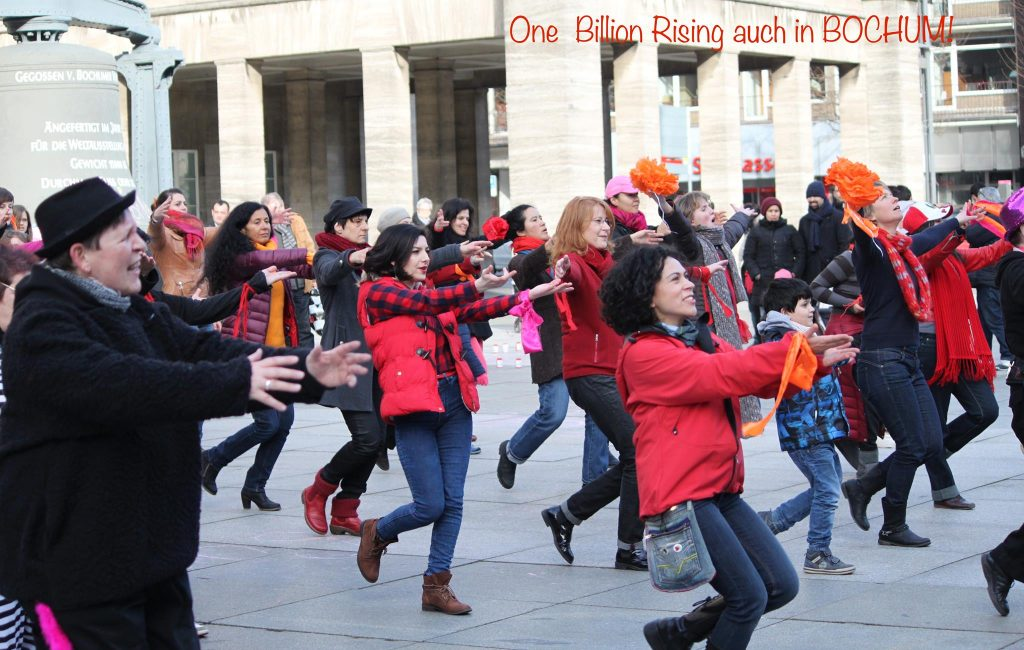 One Billion Rising – 1 Milliarde steht auf