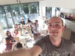 Khaled_selfie_essen