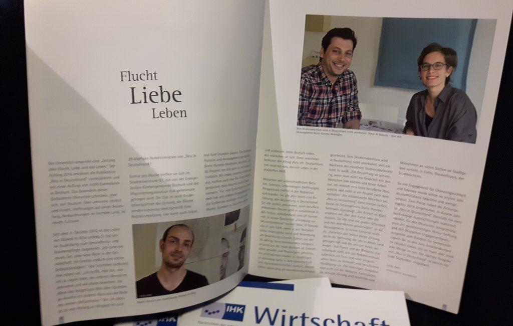 IHK-Magazin über nid