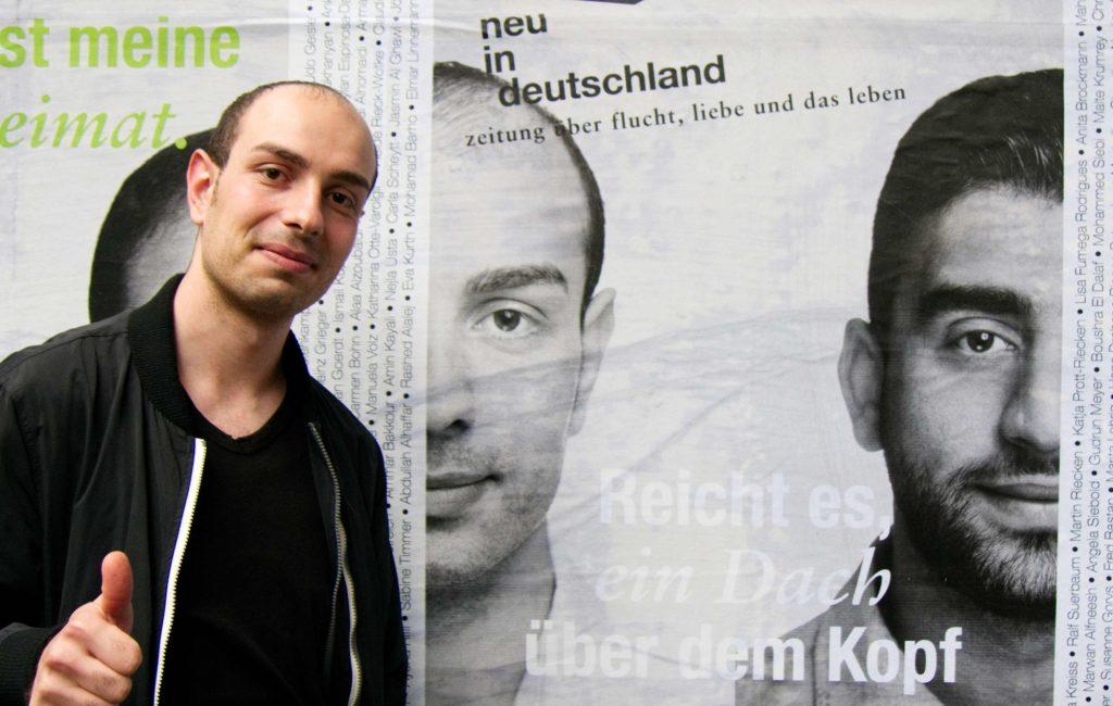In Deutschland Freundschaft schließen