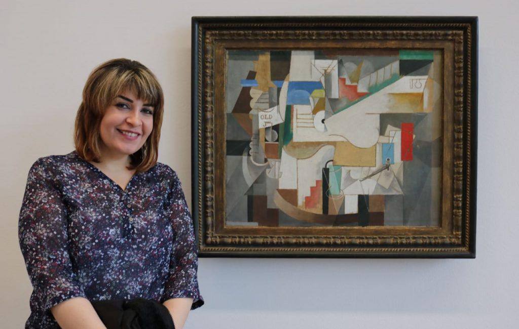 Mit Picasso, van Gogh und Herrn Daners