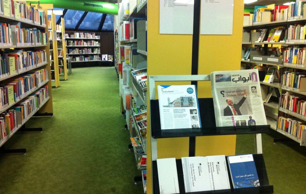Mein zweites Zuhause: Die Stadtbücherei