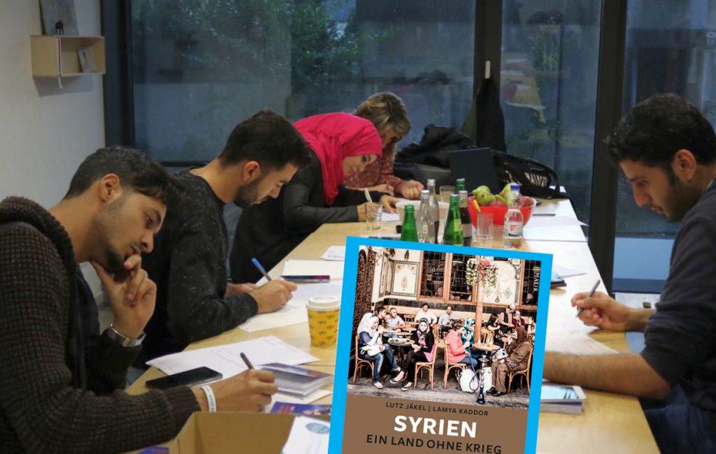 """""""Syrien. Ein Land ohne Krieg"""" – Ein Buch"""